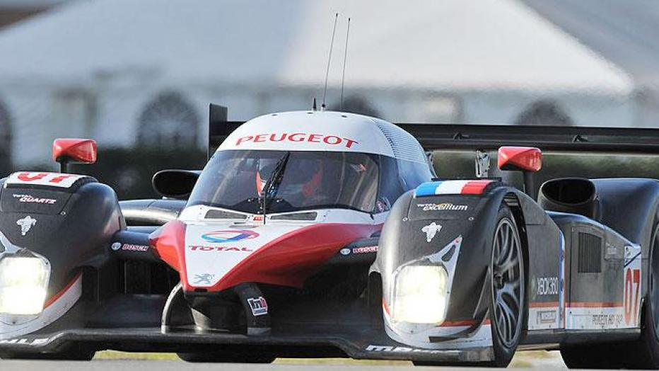 Peugeot 908 Diesel Coming To Sebring Right Foot Down