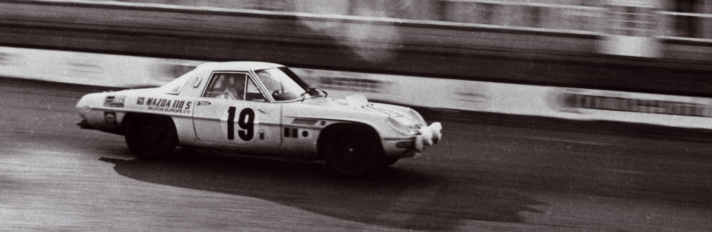 Mazda Cosmo At Core Of Motorsports Heritage