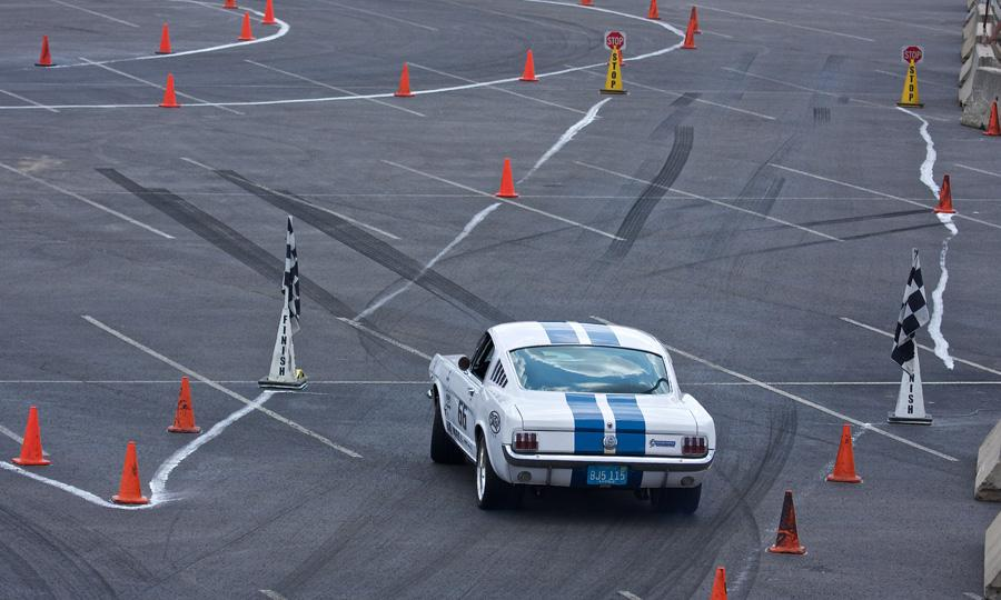 Autocross 101 Right Foot Down