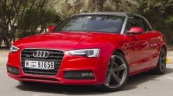 Test Drive: 2015 Audi S5 Cabriolet