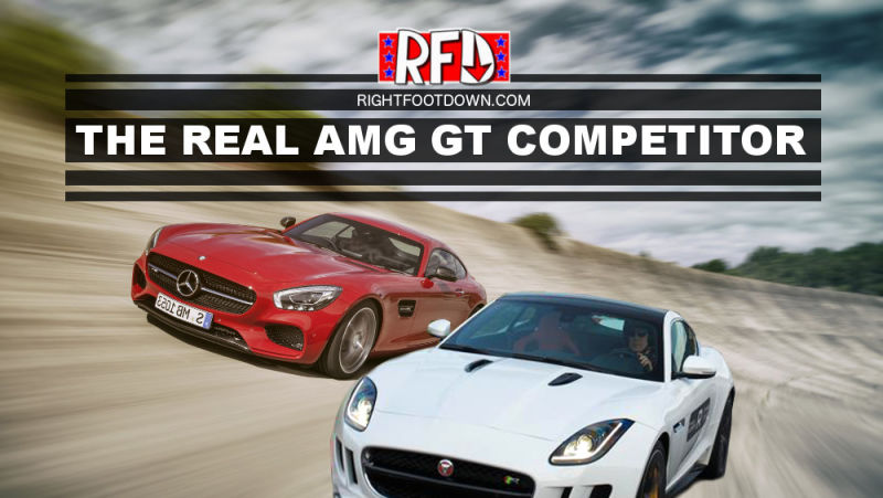 Mercedes Amg Gt Competitor Is Actually