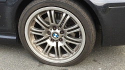 Driving the M3 in Winter on Continental DWS Tires