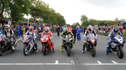 The Best Motor Race Ever