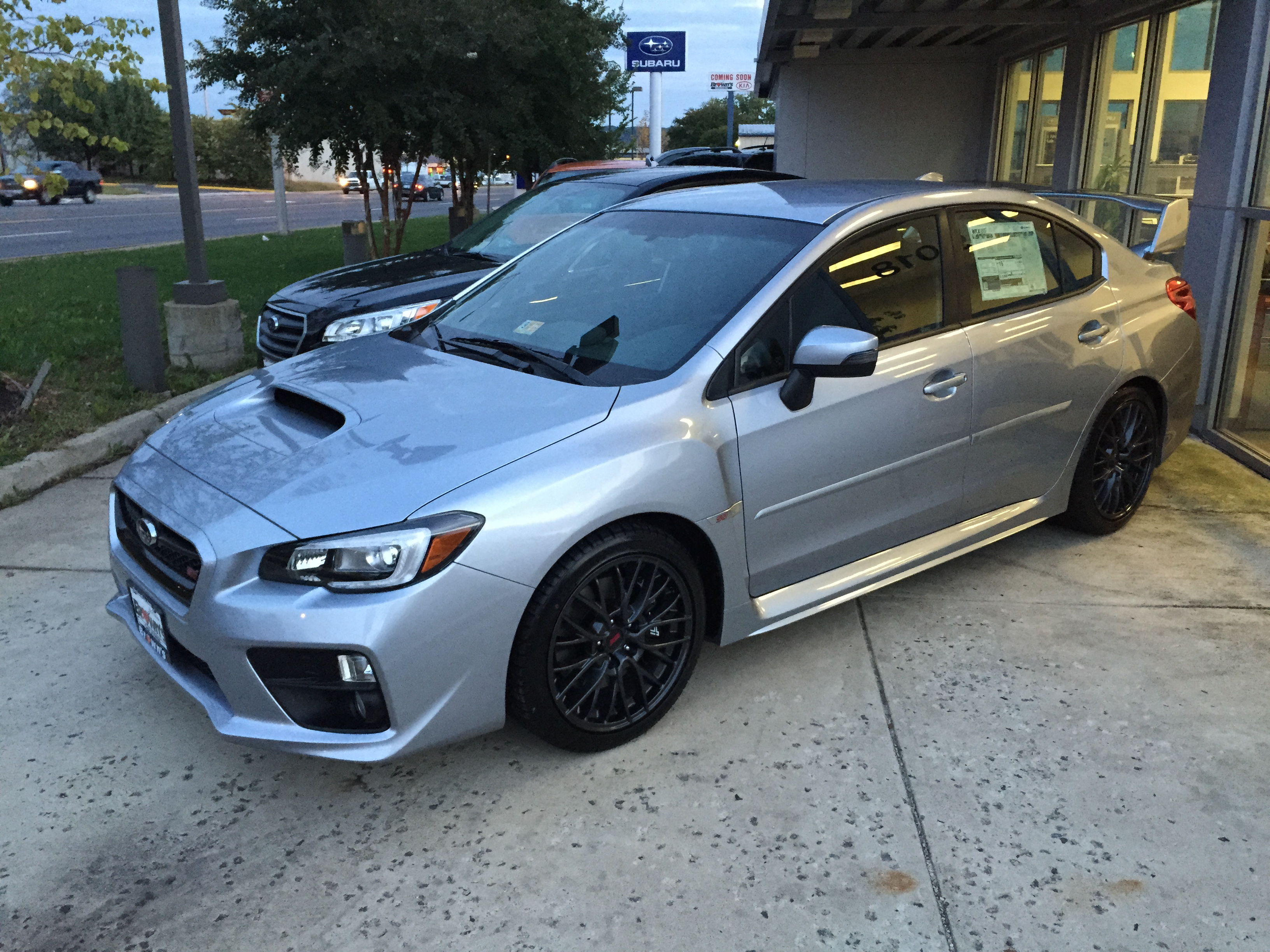 Things I Hate About The 2015 Subaru Wrx
