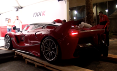 Sights and Sounds of the Ferrari FXX K on Track