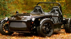 Exomotive Exocet equals Miata-based track fun