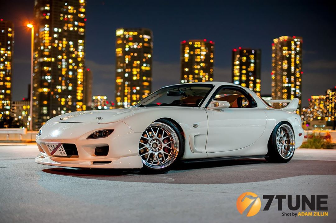 The 26b Powered Mazda Rx 7