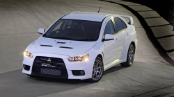 Test Drive:  Mitsubishi Evolution X GSR
