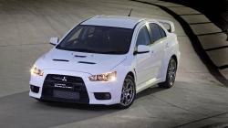 Test Drive:  Mitsubishi Evolution X GSR