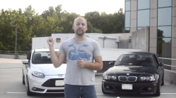BMW E46 M3 vs. Focus ST Part 2
