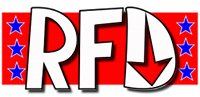 Right Foot Down logo