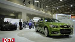 2015 Washington Auto Show – The Upper Level