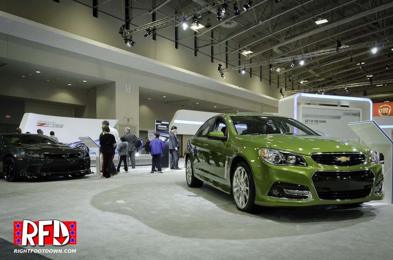 2015 Washington Auto Show