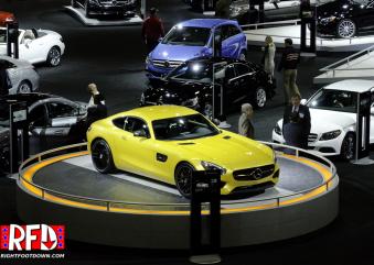 2015 Washington Auto Show – The Lower Level