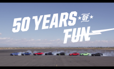 50 Years of Mustang