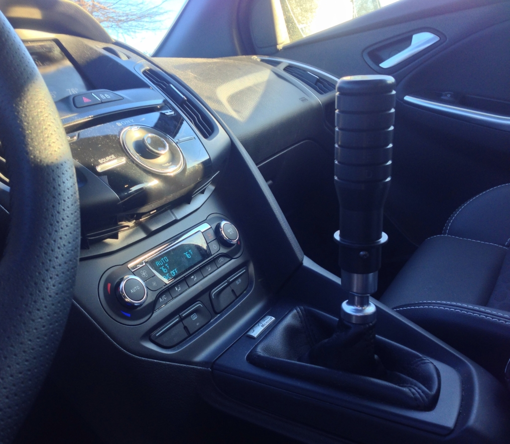 Sneed4Speed Billy Club Shift Knob Review (Focus ST