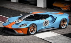Gulf Ford GT Concept by Jon Sibal