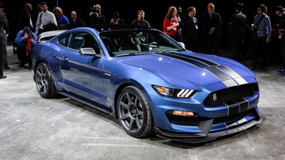 2016 Shelby GT350R Nurburgring Lap Time