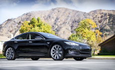 Passenger Reactions to the Tesla Model S P85D Acceleration