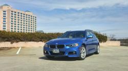 2015 BMW 328i Sport Wagon Review