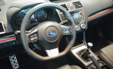 2015 Subaru WRX Dash Trim Pin Striping