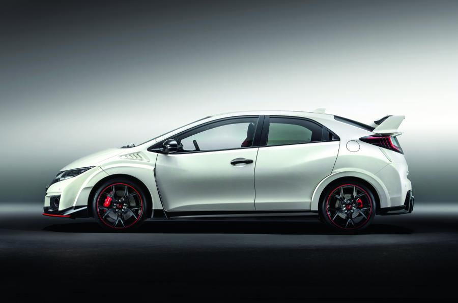 2016 honda civic type r takes nurburgring crown. Black Bedroom Furniture Sets. Home Design Ideas