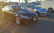 To Japan and Back – Goodbye Subaru WRX, Hello BMW 535i