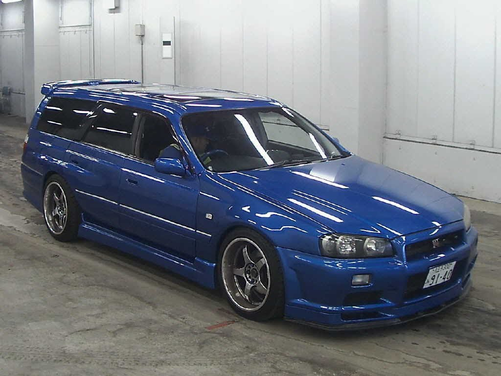 Subaru Aftermarket Parts >> Is That a Nissan Skyline GTR Wagon
