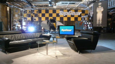 The Time I Went to a Top Gear Episode Taping