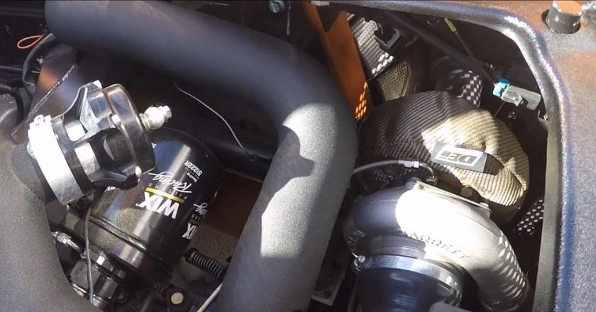 Twin Turbo Lamborghini Gallardo