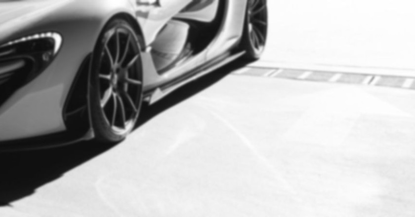 McLaren P1 by Axion23 Teaser