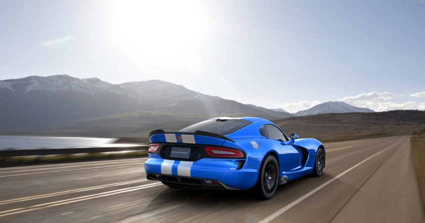 Build your own Dodge Viper SRT