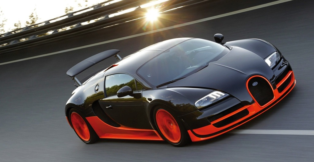 Eight Things You Didn T Know About The Bugatti Veyron