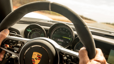 Easton Chang Takes A Porsche 918 Spyder To The Dirt
