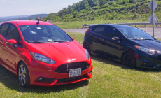 Stock Ford Fiesta ST vs Fully Modified Fiesta ST, Street Comparison