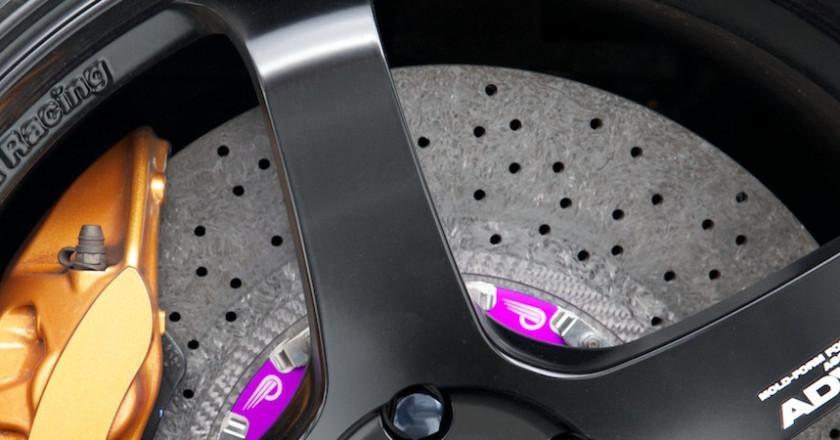 Lightweight Carbon Ceramic Rotors