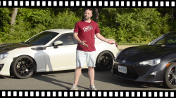 Video: Stock Scion FRS versus Turbo Scion FRS, Street Comparison