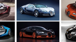A Guide to Special Edition Bugatti Veyrons