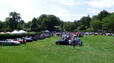 Miata Day At Larz Anderson Park