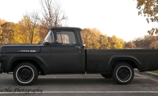 1960 Ford F100: Part 1 The Search