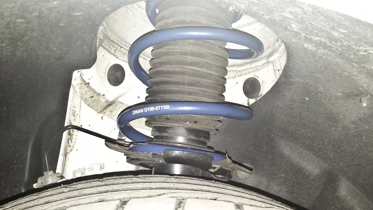 Dinan Performance Springs Review