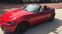 2016 MX-5 Miata: First Drive
