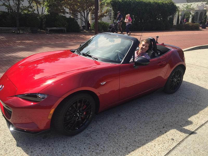 2016 Mx 5 Miata First Drive Right Foot Down