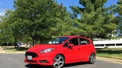 The First 10K Miles in a 2015 Ford Fiesta ST
