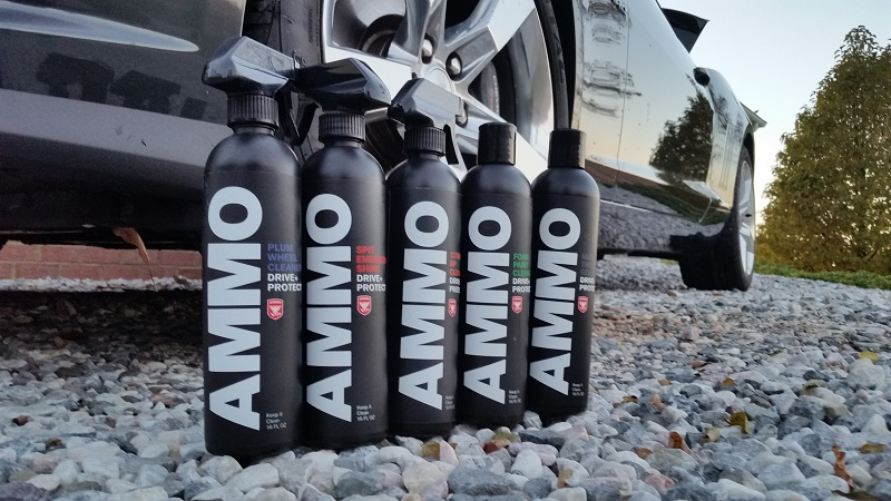 Ammo Nyc Car Care Product Review Right Foot Down