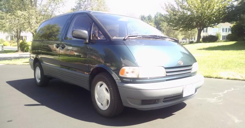 1996 Previa