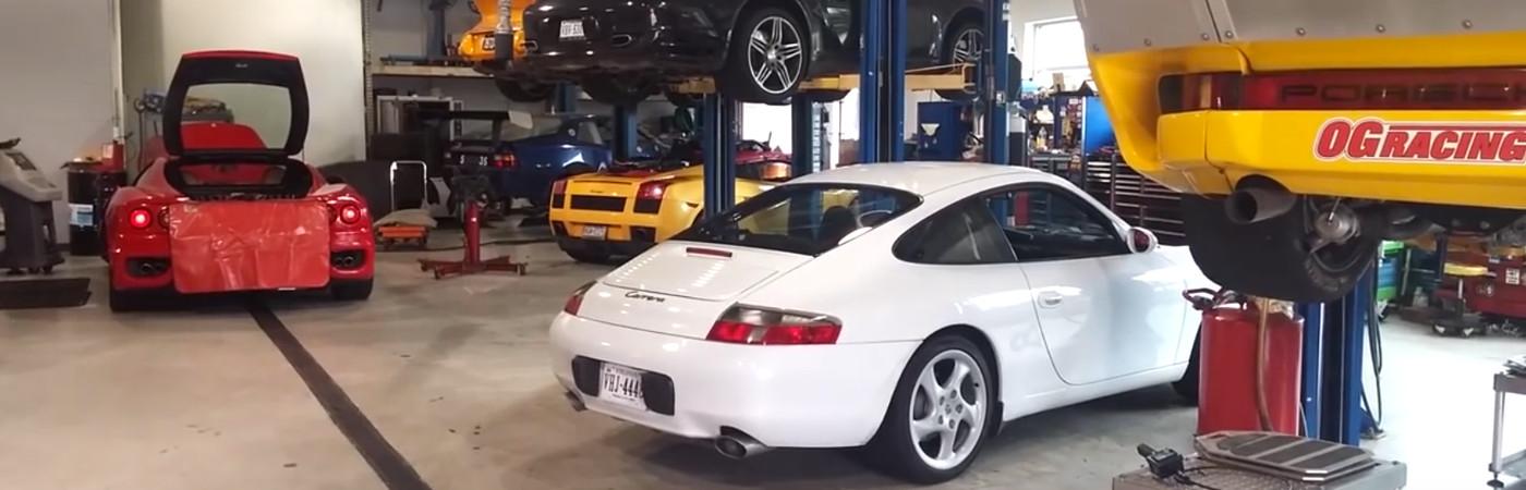 When To Walk Away From A Porsche 996