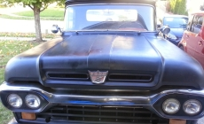 1960 Ford F100: Part 5 100 Missing Horses