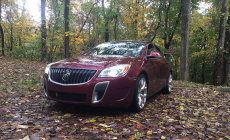 2016 Buick Regal GS Review