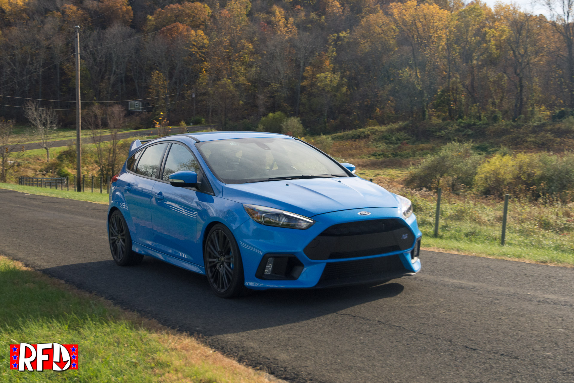 2016 Ford Focus Rs Jtt 1238 Right Foot Down
